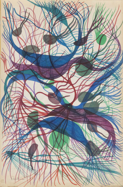 Paulina Peavy, 'Noah, Legume Genesis', 1953