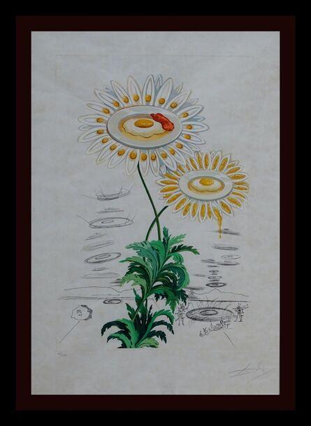 Salvador Dalí, 'Flora Dalinae Chrysanthemum', 1968