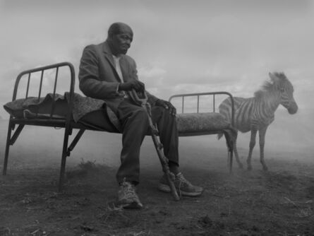 Nick Brandt, 'Githui and Kimanjo, Kenya', 2020