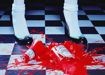 Miles Aldridge, 'A Drop of Red #2', 2001