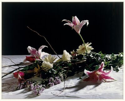 Christopher Williams, 'Bouquet for Bas Jan Ader and Christopher D'Arcangelo', 1991