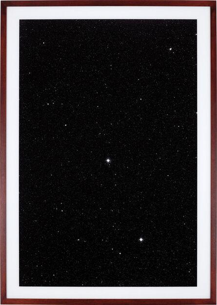 Thomas Ruff, 'Star 16h 08m/-25°', 1992/2016