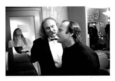 Graham Nash, 'David and Jan Crosby and Phil Collins', 2016