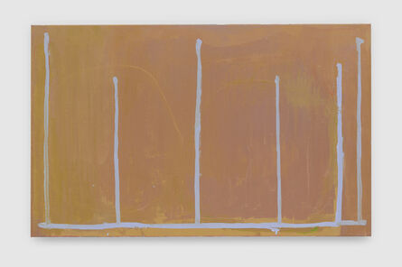 Christopher Le Brun, 'Woodlines XII ', 2019