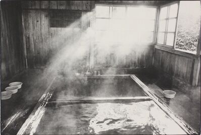 Kazuo Kitai, 'Sandogoya Onsen, Tochigi (To the Villages series)', 1978