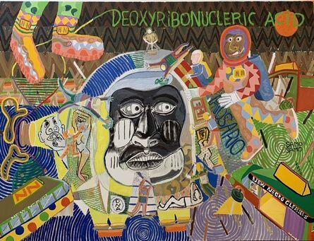 Peter Williams (1952-2021), 'DNA', 2020