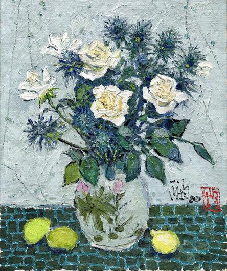 Pang Jiun, 'Fragrance of Roses', 2020