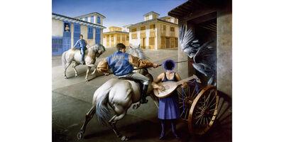 David Manzur, 'Doña Cecilia', 1997