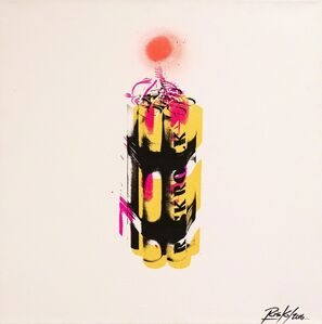 RISK, 'Tools of the Trade Gold (Dynamite)', 2016