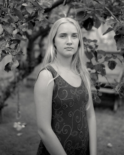 Alys Tomlinson, 'Kat, Lost Summer', 2020