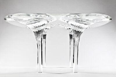 Zaha Hadid, 'Table 'Liquid Glacial'', 2013