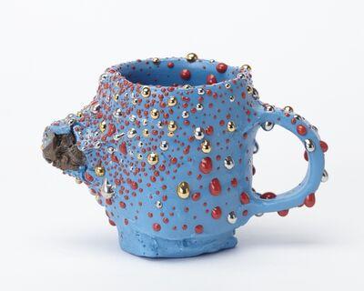 Takuro Kuwata 桑田卓郎, 'Bowl with Handle', 2015