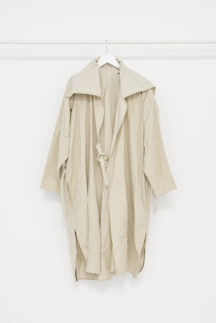 FOS, 'Robe, unisex, white', 2020