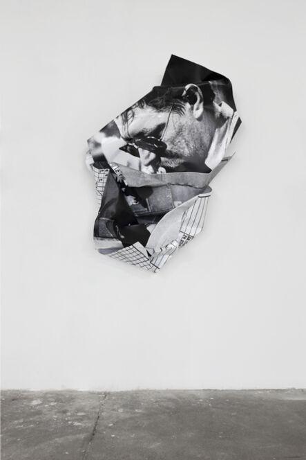 Olaf Metzel, 'Fassbinder Fragments', 2012
