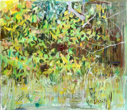 Kevin Weckbach, 'Leaf Tapestry', 2014