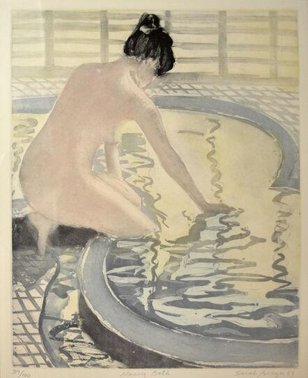 Sarah Brayer, 'Morning Bath', 1989