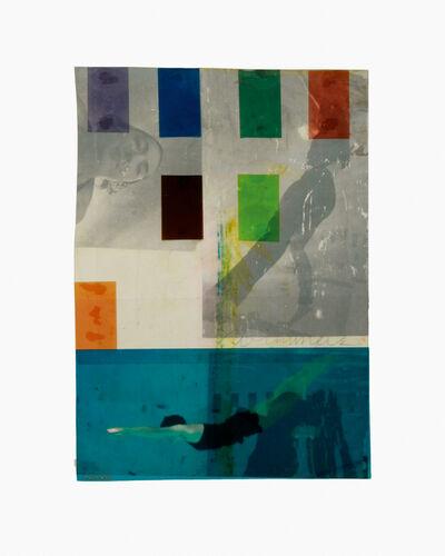 Don Maynard, 'Checkered Water', 2021