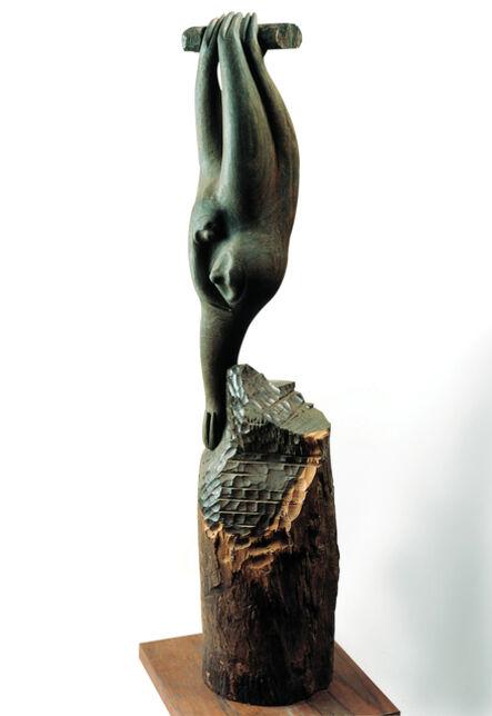 José Sancho, 'Florencia with Lucía', 2000