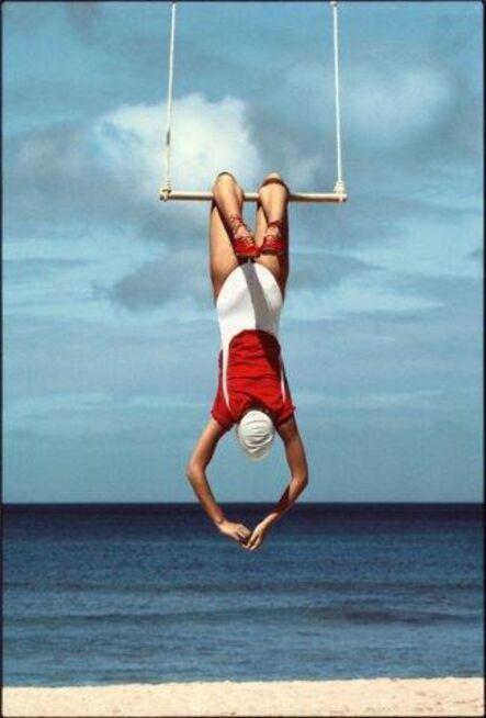 Patrick Demarchelier, 'Bonnie Berman -1', 1983