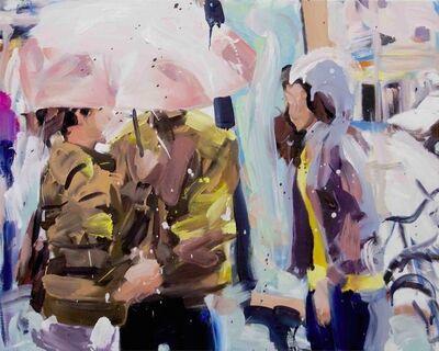 Alireza Varzandeh, 'Die Begegnung (Sommerregen)', 2014