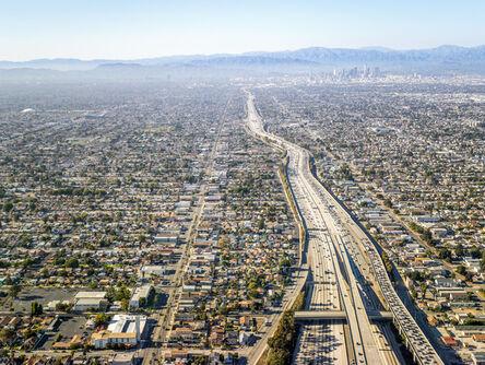 Jeffrey Milstein, 'LA Harbor Freeway', 2014