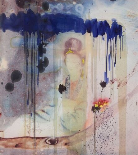 Julian Schnabel, 'Untitled (Chinese Painting) ', 2008