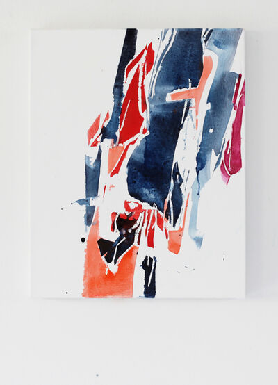 Frances Scholz, 'untitled (uncombed series)', 2018