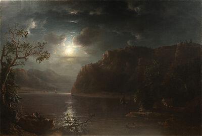 Régis François Gignoux, 'Indian Summer', 1854