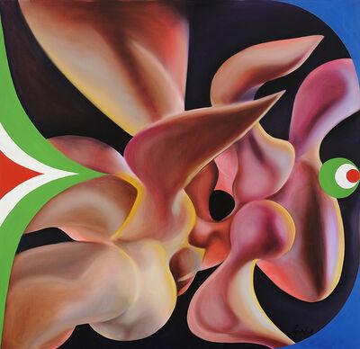 Matthys Gerber, 'Rosa', 2008