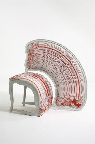 Sebastian Brajkovic, 'Lathe V Chair', 2008