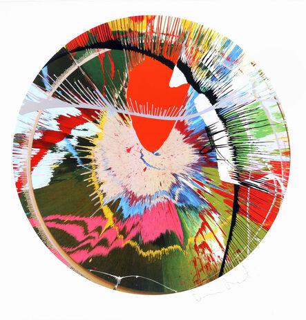 Damien Hirst, 'Beautiful, Galactic, exploding screenprint', 2001