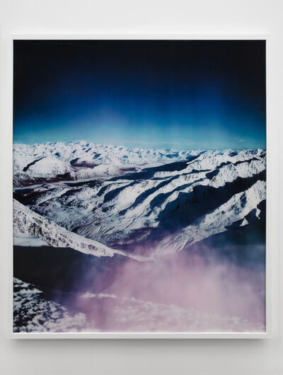 Florian Maier-Aichen, 'From Iceland to Greenland', 2017
