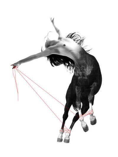 Shadi Rezaei, 'Geometry of Pain #3 ', 2016
