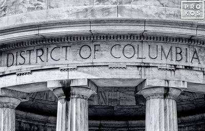 Andrew Prokos, 'District of Columbia War Memorial ', 2019