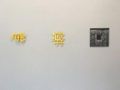 Ken'ichiro Taniguchi, 'Paseo Campo, Volantin1, Bilbao, Spain (drei Teile)', 2017