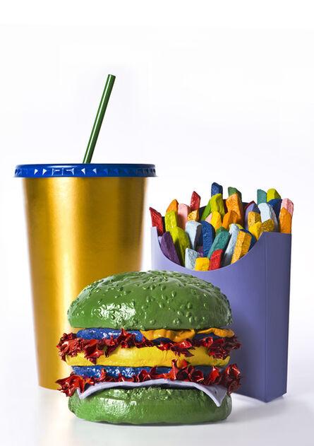 Clara Hallencreutz, 'No Artificial Fast Food (colour) ', 2015