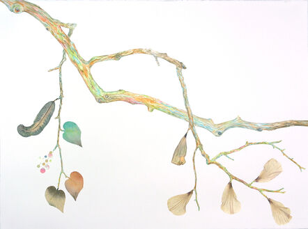 Marilla Palmer, 'Dangling Heavy', 2015