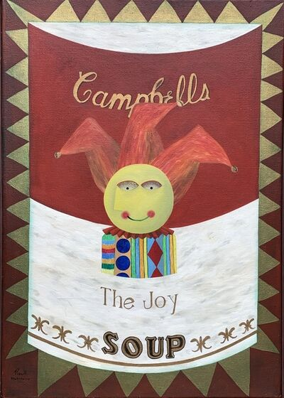 Pablo H., 'Soup of Joy (Homage to Warhol)', 1998