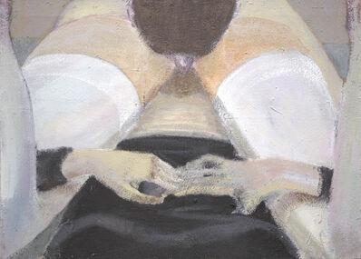 Merlin James, 'White Stockings', 2005-07