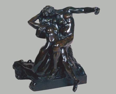 Auguste Rodin, 'La Eterna primavera   The Eternal Springtime', ca. 1884