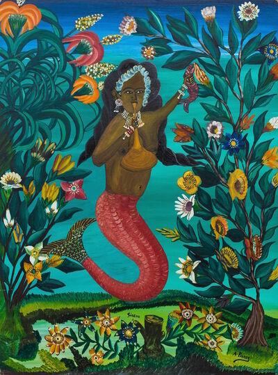 André Pierre, 'La Sirene, 1960'