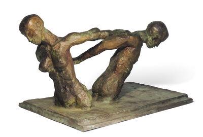Dietrich Klinge, 'Figur 285/286', 2015