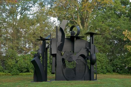Louise Nevelson, 'City on the High Mountain', 1983