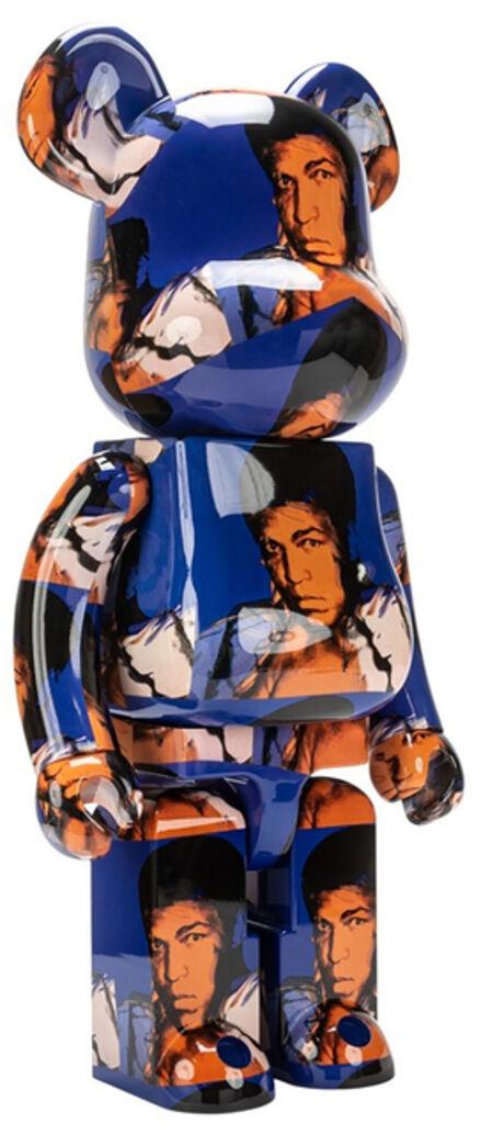 Andy Warhol, 'Andy Warhol Muhammad Ali Bearbrick 1000% (Warhol Be@rbrick) ', 2020