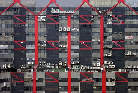 Michael Wolf (1954-2019), 'Architecture of Density, Scout Shots #61', 2005-2012