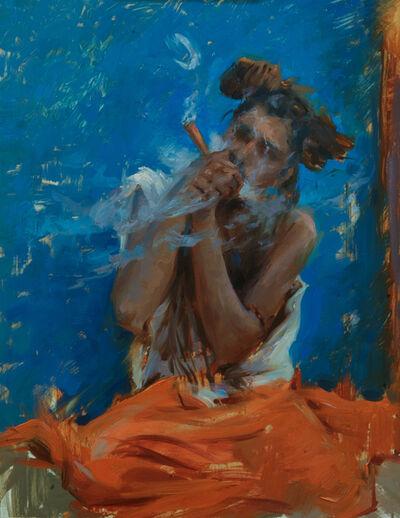 Suchitra Bhosle, 'Yogi—To a Higher Self', 2015