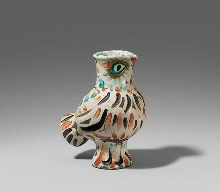 Pablo Picasso, 'Wood owl', 1969