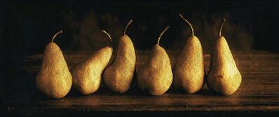 Kate Breakey, 'Six Pears'