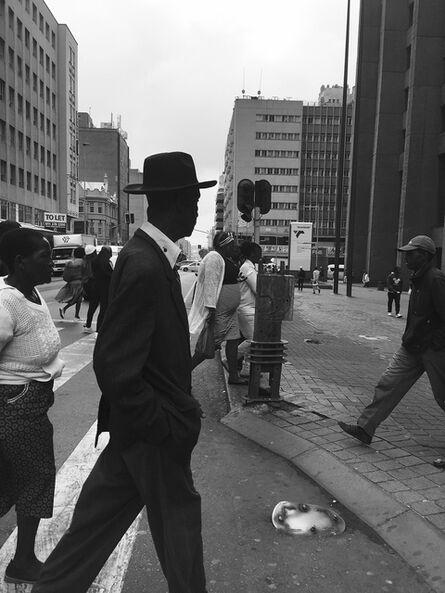 Nonzuzo Gxekwa, 'Black Hat', 2019