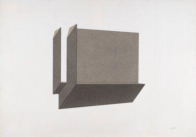 Giuseppe Uncini, 'Untitled', 1973